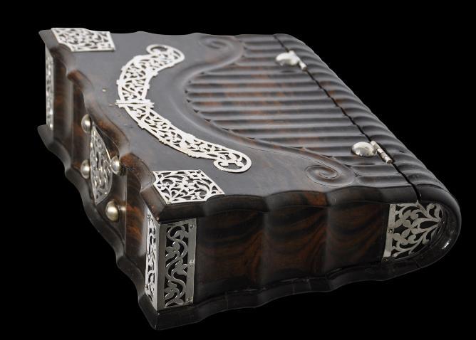 Dutch Colonial Bible Box Michael Backman Ltd